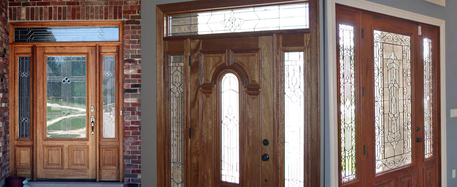 Rectangular Transom Doors Solid Mahogany Doors With Rectangular