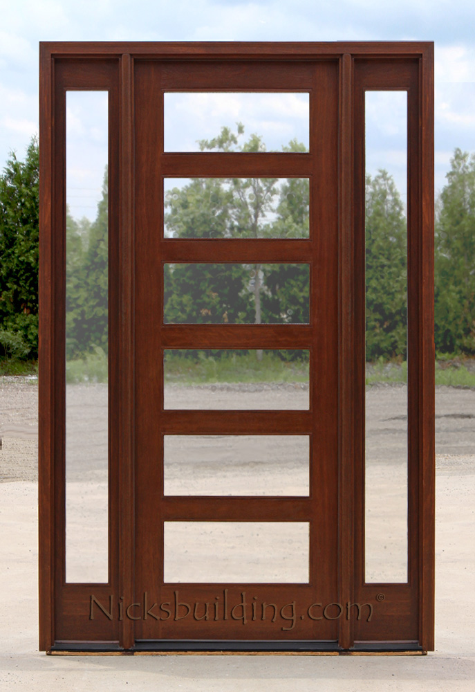 exterior doors with sidelights 8 39 0