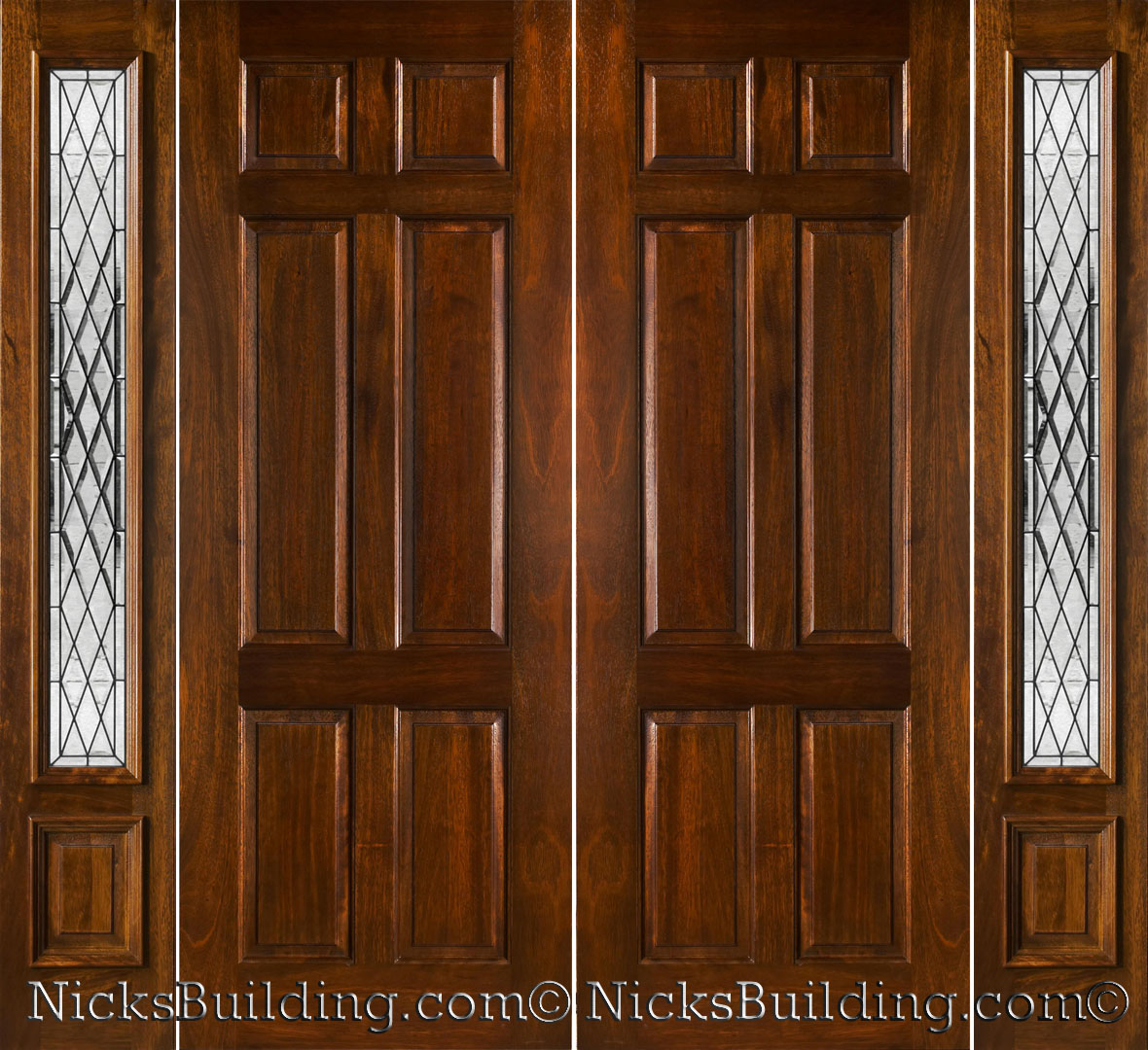 Double Front Entry Doors with Side Lights 1180 x 1080 · 344 kB · jpeg