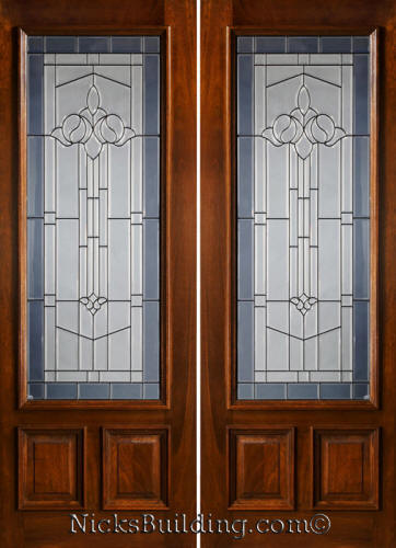 Patio doors with majestic glass for 8 foot exterior french doors