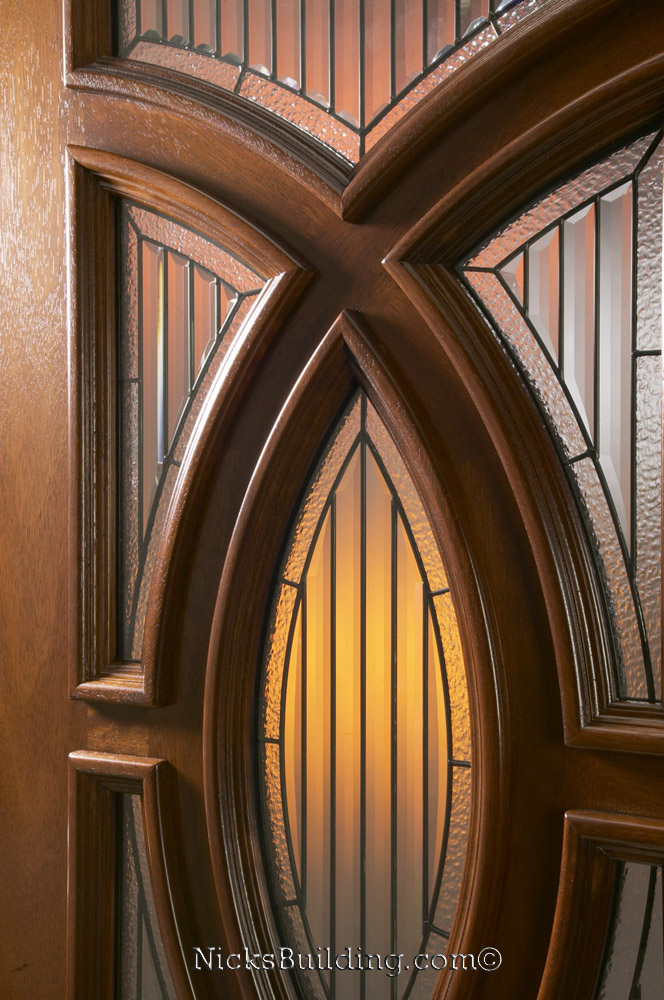 exterior entry doors made from solid mahogany wood 6 39 8
