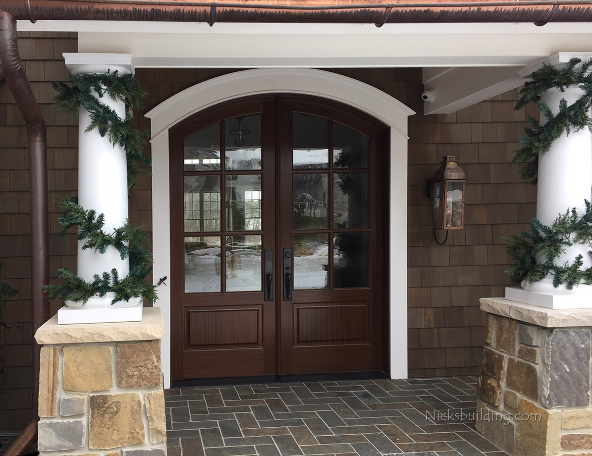 Whitehawk exterior french doors collection for White french doors exterior