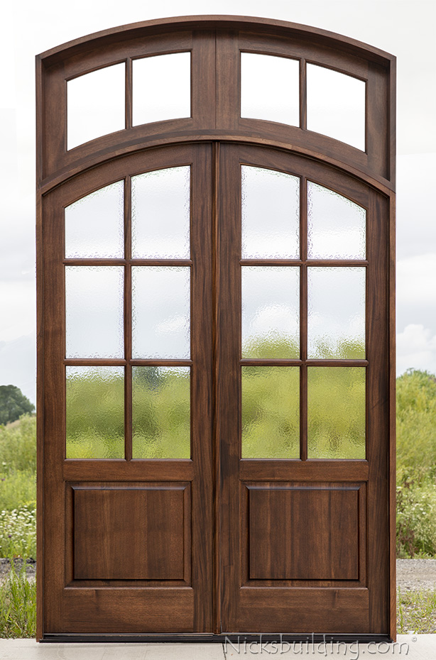 Whitehawk Exterior French Doors Collection