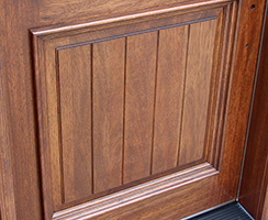 Bellagio Panels with V-Grooves