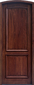 Bellagio Single Wood Door