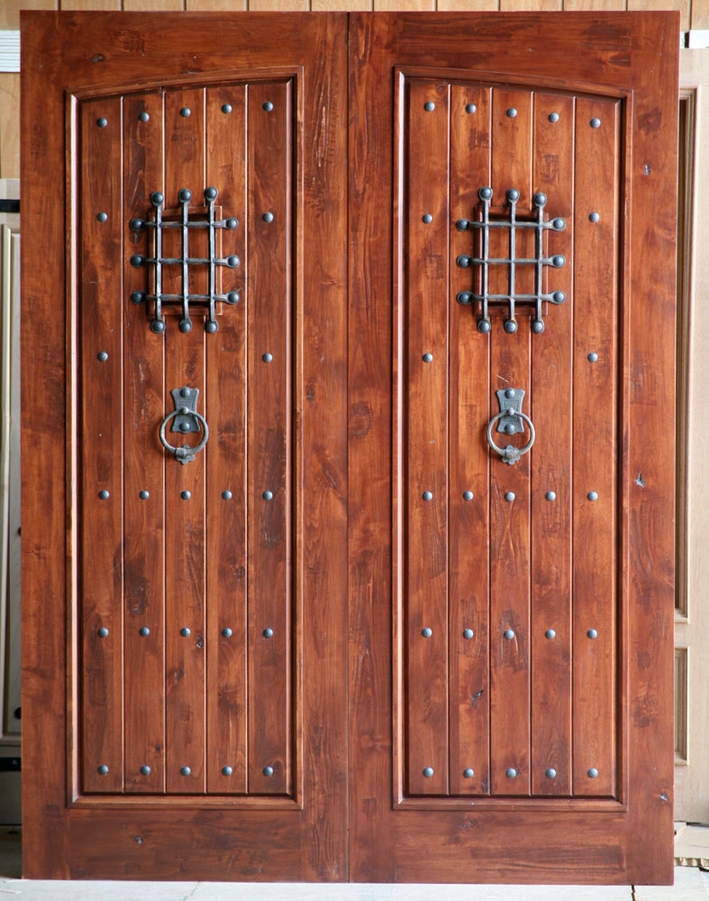 open arched double doors. Open Arched Double Doors D
