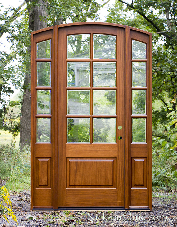 French Exterior: Sunrise French Doors Collection