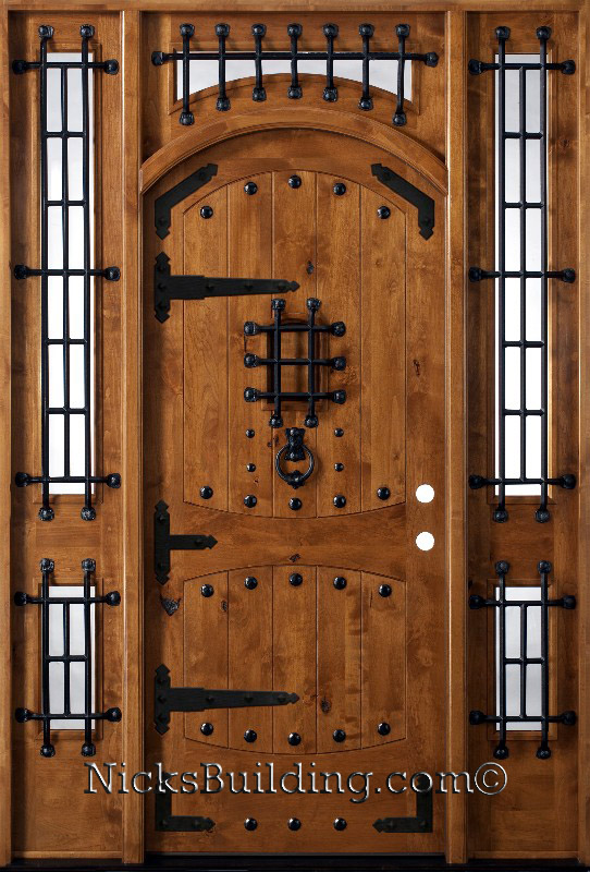 Exterior Rustic Entry Doors 542 x 800 · 209 kB · jpeg