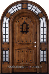 ALL ARCHED TOP DOORS And ROUND TOP DOORS Part 35
