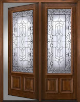 Exterior Wood Patio Doors