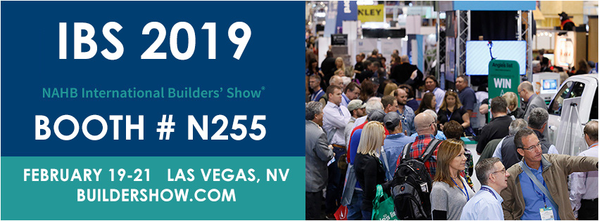 International Builders Show Las Vegas 2019