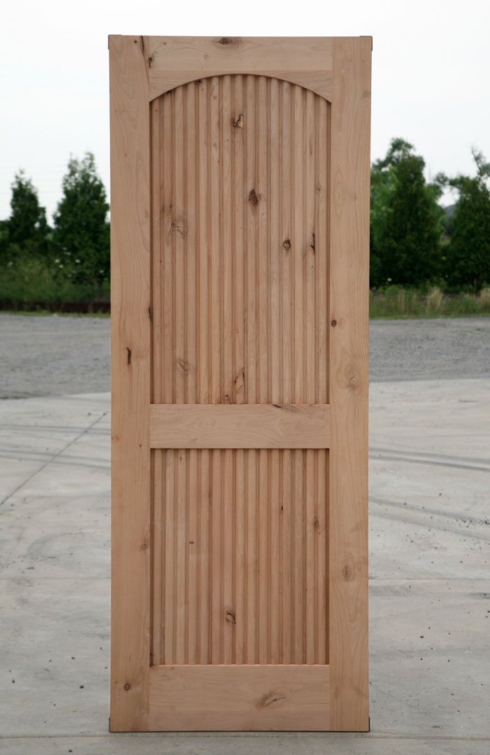 Rustic Front Door 30 X 80 Solid Knotty Alder Doors Closeout