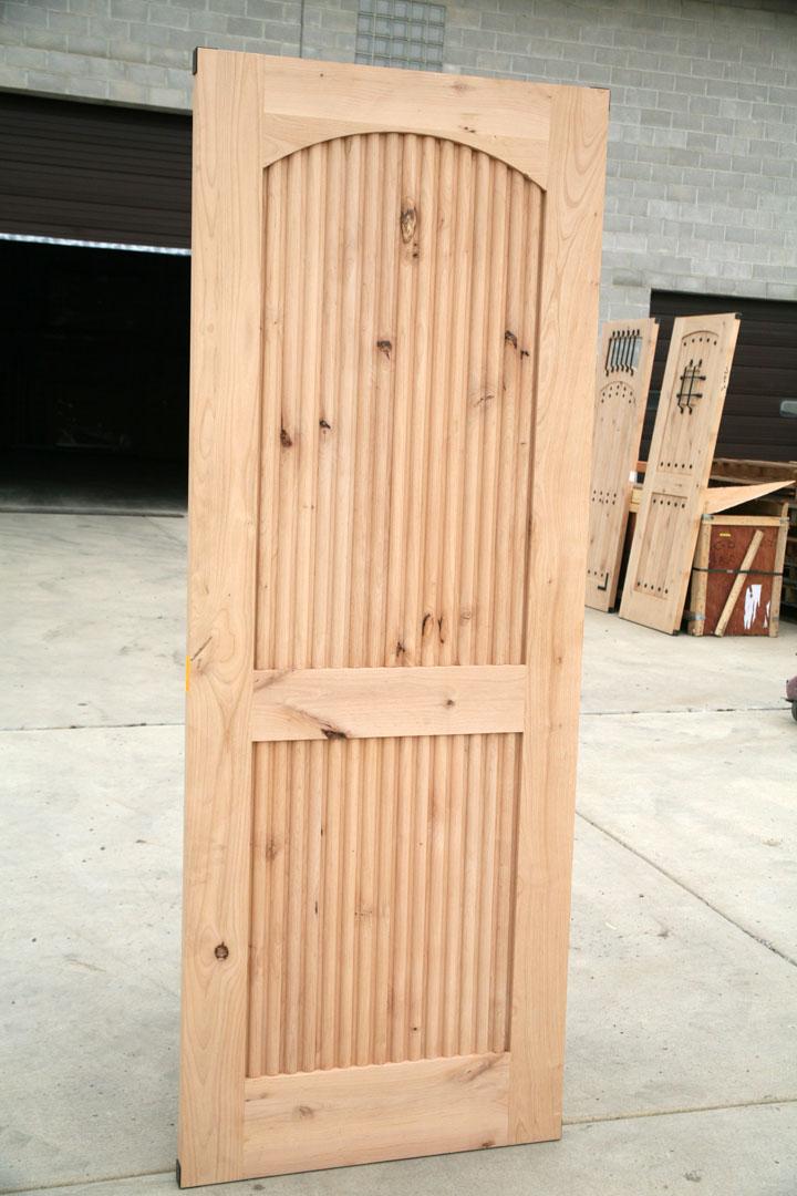 Rustic Wood Entry Door Rustic Doors Closeout