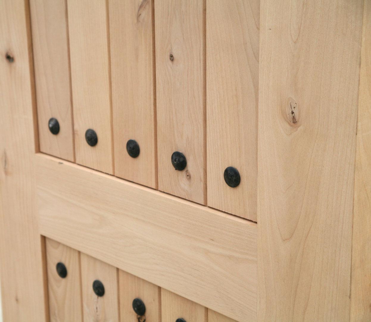1080 #AA6322 Rustic Doors Closeout Rustic Exterior Wood Door Alder save image Exterior Doors Clearance 38571246