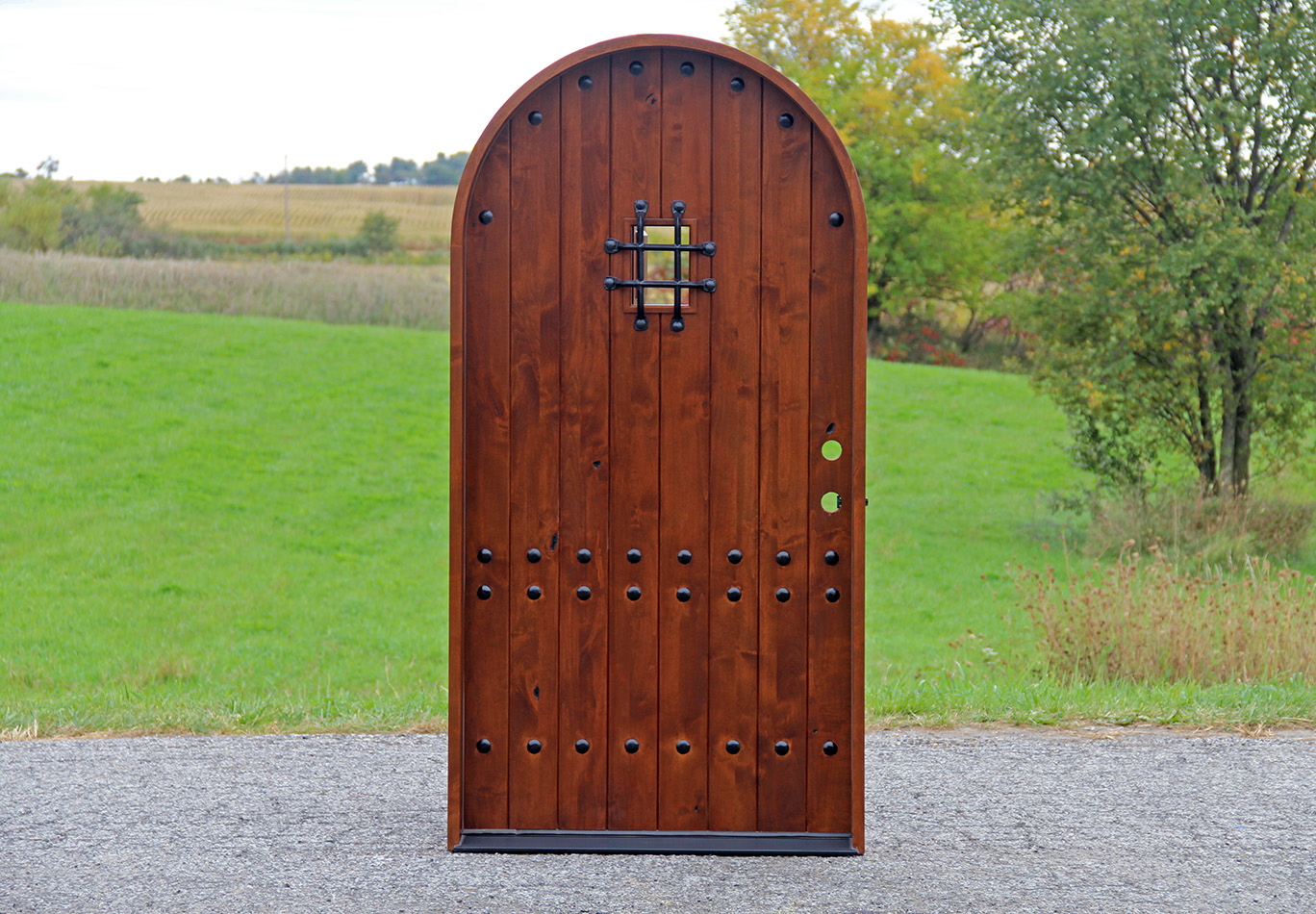 Home entrance door rustic entry door Best varnish for exterior doors