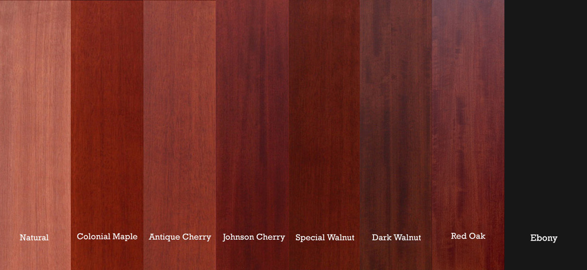 Dark Mahogany Wood Color ~ Wood door finishing at nicks building supply