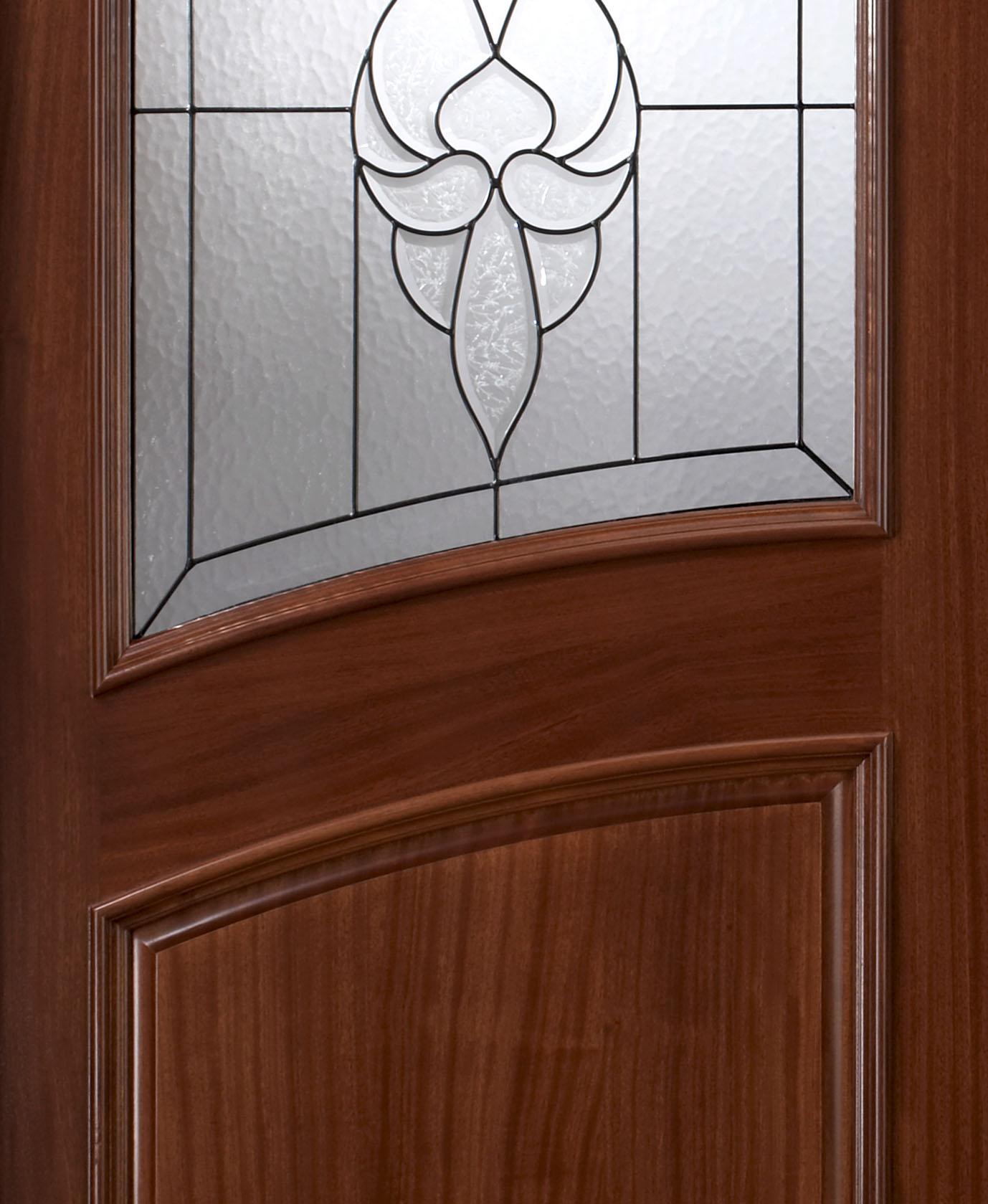 1679 #492311 Brussels African Mahogany Arched Top Double Door wallpaper Radius Top Entry Doors 38951378