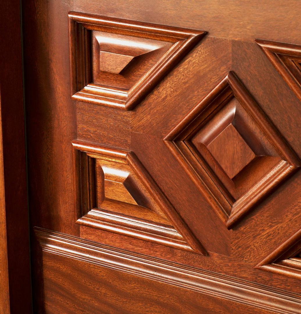 1080 #2F0C03 Radius Double Door Solid Mahogany Double Entry Doors wallpaper Radius Top Entry Doors 38951035