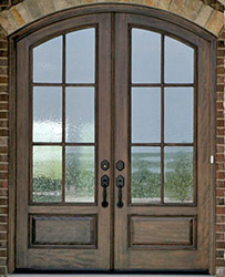Arched Doors | Round & Radius Top Doors