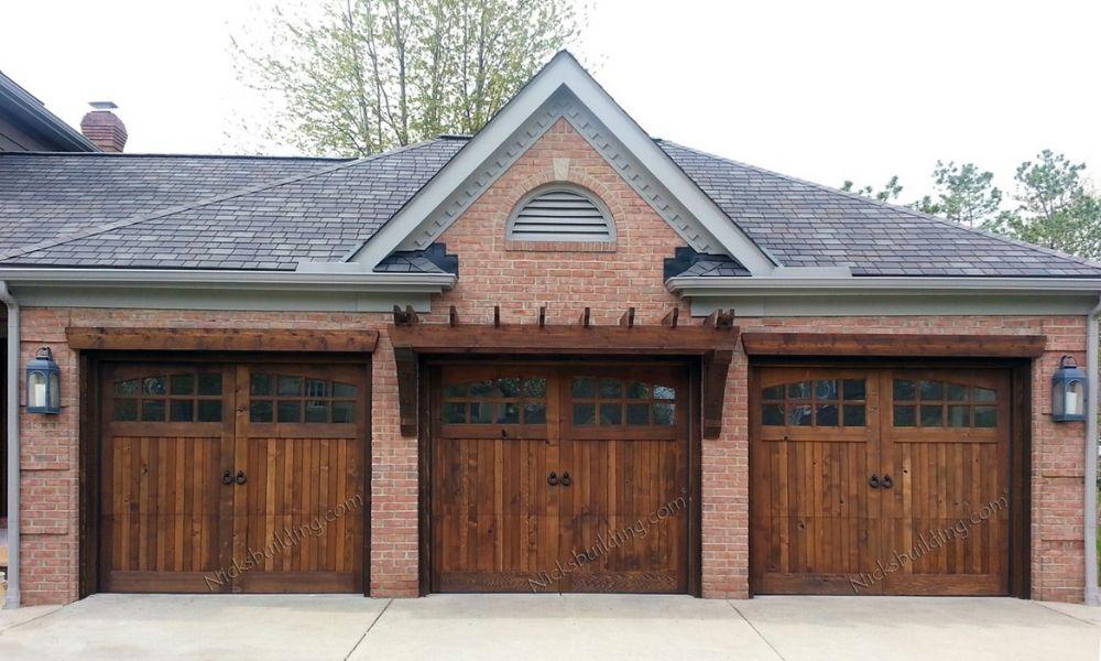 What Wood Is Best for Garage Doors?
