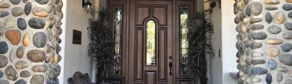 The Best Finish for an Exterior Mahogany Door