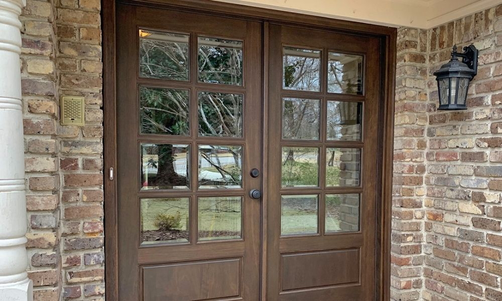 What is a Transom for a Door?