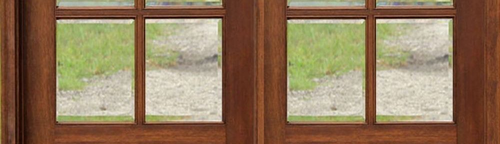 What To Know Before Painting a Mahogany Door