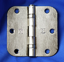 satin nickel interior door hinges