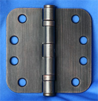 Oil Rubbed Bronze Exterior Hinges