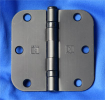 oil rubbed bronze interior hinges