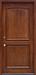 2 Panel Exterior Dutch Doors