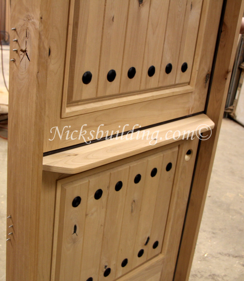 Dutch Doors Exterior Exterior Dutch Doors With Shelf ...