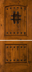 Rustic Dutch Doors