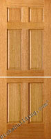 oak dutch doors
