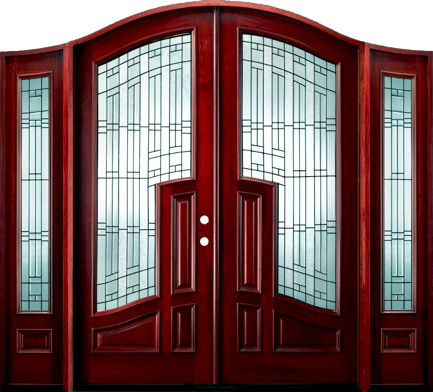 Wood doors front doors entry doors exterior doors for for Exterior front entry double doors