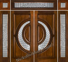 Tiffany Doors