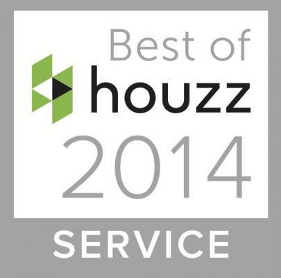 2014 Best of Houzz Service Award