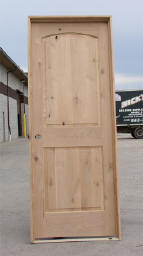 knotty alder interior doors clearance