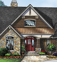 custom 9 ft tall door elevation plans