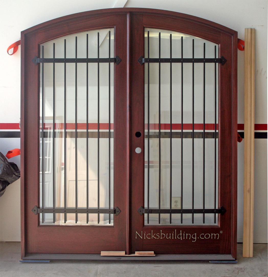 Custom Made Doors : Custom doors wood made to order