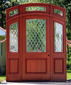 custom door finishing with UV coatings & Custom Doors | Wood Doors Made To Order
