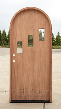 Custom Round top Replacement Door