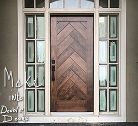 Make a custom Doors