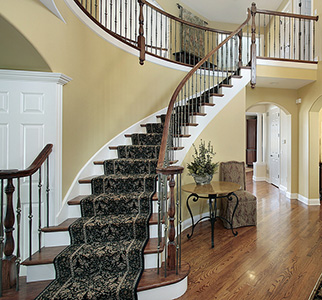 Winding Staircases