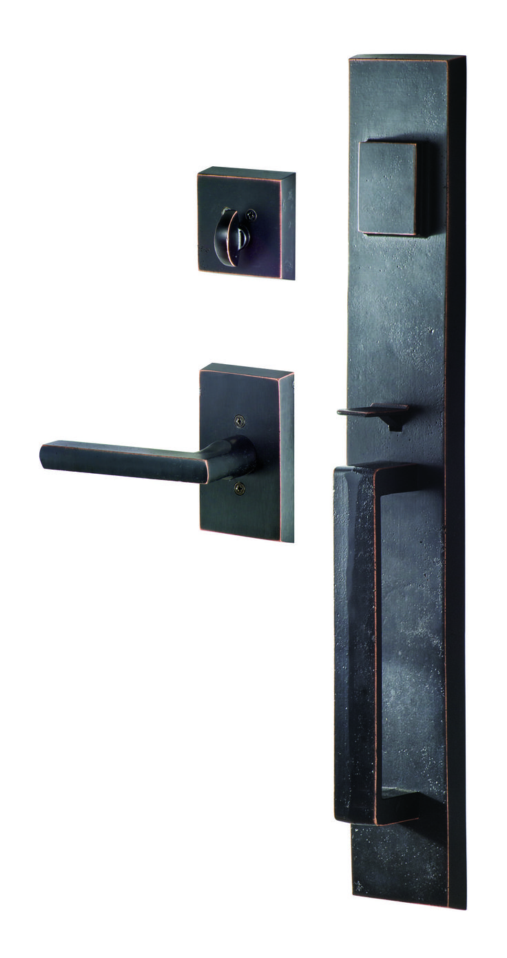 Rustic door handles for Entry hardware