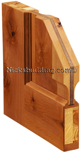 Exterior Wood Doors R Value information