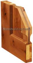 Exterior wood doors r value information for R value of old wood garage door