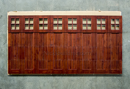 Clearnace Garage door