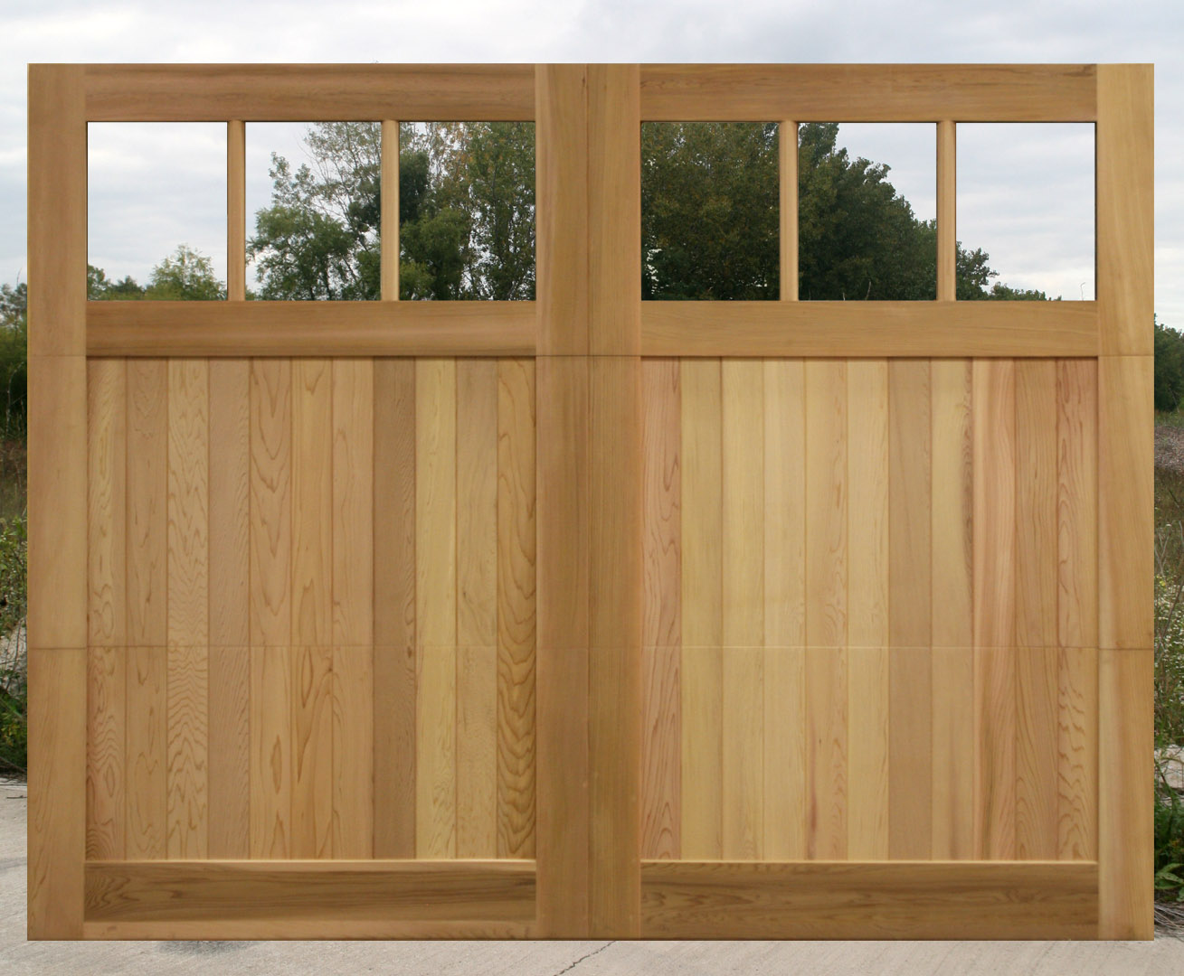 Building Wood Garage Doors 1309 x 1080 · 232 kB · jpeg
