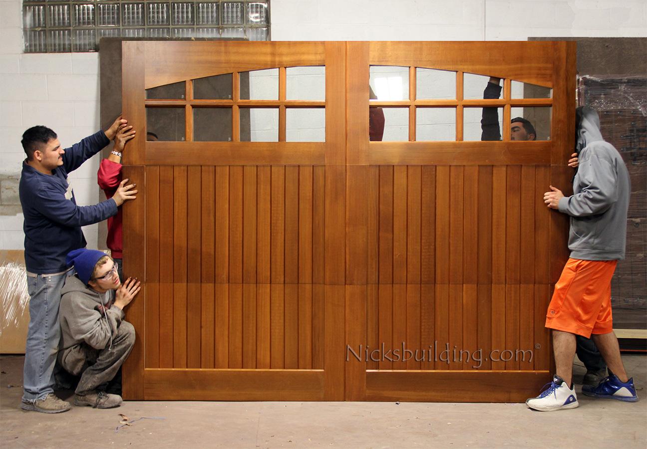 Wood Garage Doors 1296 x 900 · 425 kB · jpeg